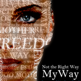 My Way Book Cover design