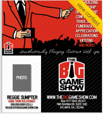 Big Game Show Stationary