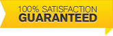 100% satisfaction guarantee by HiretheWorld